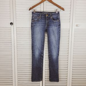 American Eagle Super Stretch Straight Jeans Size 0